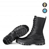 Ботинки с высокими берцами зимние Garsing 715 AVIATOR-EXCLUSIVE натуральный мех
