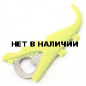 Брелок Открывалка-Крокодил (упак=10 шт), 3485