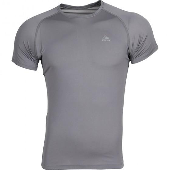 Термобелье Motion футболка серая