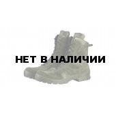 Ботинки с высокими берцами облегченные РЫСЬ 2815 мох