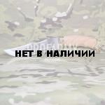 Нож Сокол (латунь, карта)