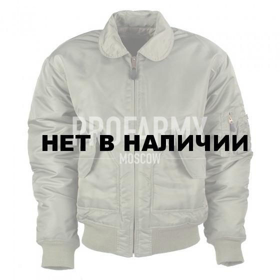 Куртка US CWU Basic (олива) Пилот зимняя 10404501