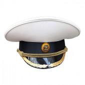 Фуражка ВМФ летняя модельная с дубками