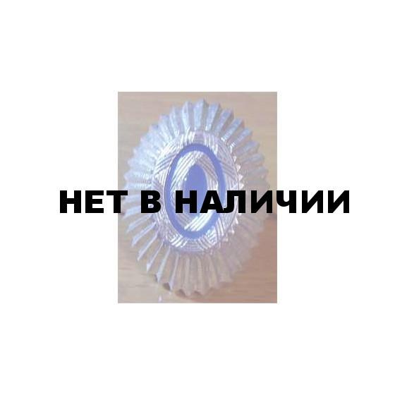 Кокарда Казачья офицерская нового образца металл