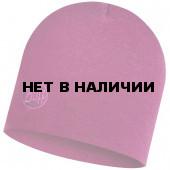 Шапка Buff Heavyweight Merino Wool Hat Solid Raspberry 111170.620.10.00