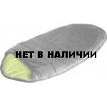 Мешок спальный OVO 220 тёмно-серый/зелёный, 23106