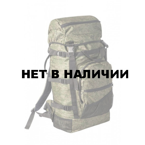 Рюкзак Спутник 60 литров, ткань Оксфорд, камуфляж Цифра
