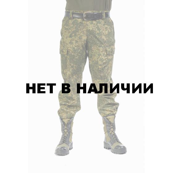 Брюки тактические ШАКАЛ, цвет ЦИФРА, 35ХБ/65ПЭ