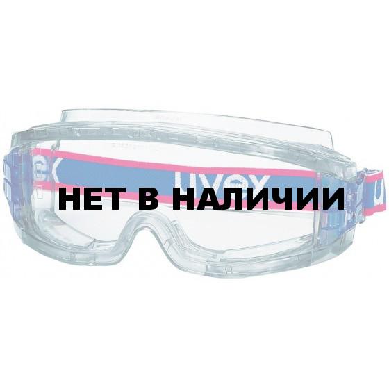 Очки защитные закрытые Ультравижин (9301.813) прозрачные
