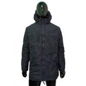 Куртка-ветровка утепленная РОСГВАРДИЯ М-292-01 (ткань рип-стоп) синий