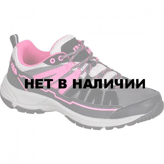 Кроссовки трекинговые THB Amery черный/розоовый