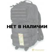 Рюкзак Assault черный 30 л