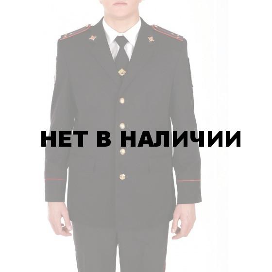 Китель ПОЛИЦИЯ полушерстяной Вогратекс