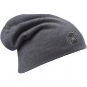 Шапка Buff Heavyweight Merino Wool Hat Solid Grey 111170.937.10.00