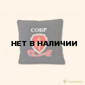 Подушка сувенирная с вышивкой СОБР