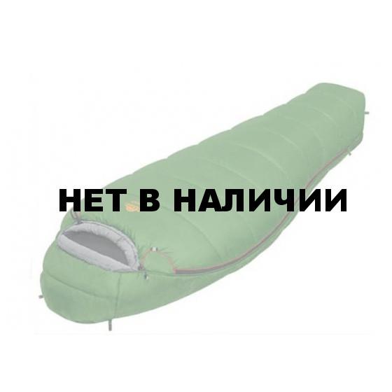 Мешок спальный WEST зеленый, правый