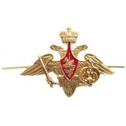 Эмблема Орел ВС ВДВ на тулью металл