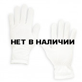 Перчатки парадные белые х/б