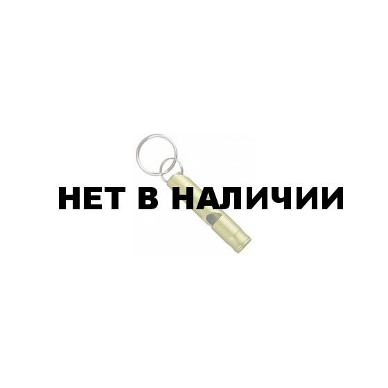 Брелок Алюминиевый свисток маленький (упак=10 шт), 3393