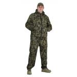 Костюм МАСКХАЛАТ-ГРЕТА куртка/брюки, цвет:, камуфляж Тетрис, ткань : Грета