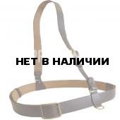 Ремень портупейный СССР с подкладкой коричневый
