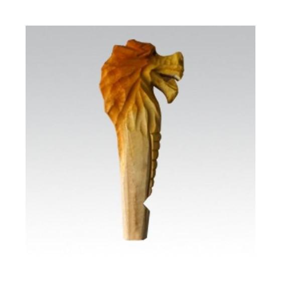 Брелок Свисток-Дракон (упак=10 шт), 3355