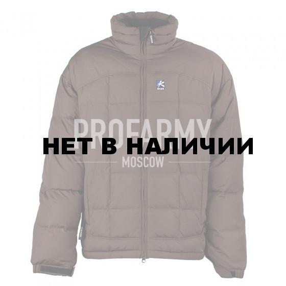 Куртка Пух Evol коричневая 4235-9505-054