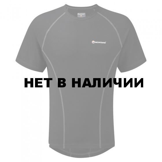 Футболка мужская BIONIC Short/S T-SHIRT,XL steel/graphite, MBSSTS