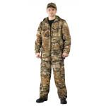 Костюм ТУРИСТ 2 куртка/брюки, камуфляж Мультикам, ткань : Твил Пич