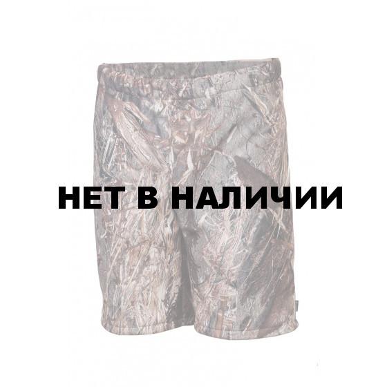 4236 шорты утепленные поларфлис 3-х слойный