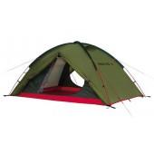 Палатка Woodpecker 3 зеленый/красный, 340х190х220, 10194