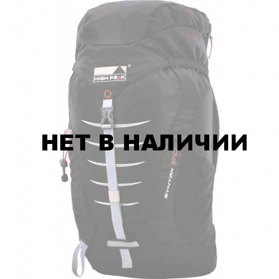 Рюкзак Syntax 20 черный, 30141
