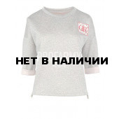 Серый свитер DR