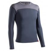 Термобелье куртка BASK SLIM FIT PON U SLEEVE серый тмн/серый