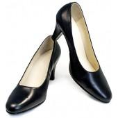 Уставные женские туфли 527