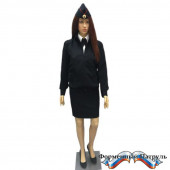 Куртка Полиция женская (Ш/К70)