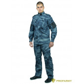 Костюм Defender СPR71 A-Tacs LE (туман, синий мох)