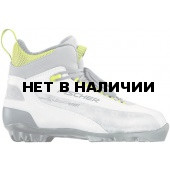 Ботинки лыжные NNN FISCHER Vision sport yellow (S14308)