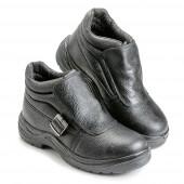 Ботинки ЭСО для сварщика с МП мод.24 (ПУ/нитрил)
