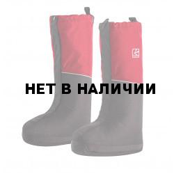 Альпинистские бахилы BASK LEGGINS V2 (красный/черный)