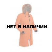 Пальто пуховое женское BASK HATANGA V2 оранжевое