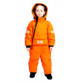 Комбинезон утепленный BASK kids SPACE оранжевый