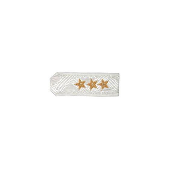 Погоны генерал-полковник ВДВ-ВВС на белую рубашку повседневные