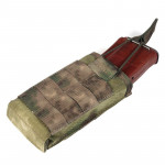 Подсумок модульный для магазина АК мох molle 18497030