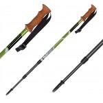 Телескопические палки, SCOUT GREEN, RECREATIONAL BACKPAKING СЕРИЯ 01S1616