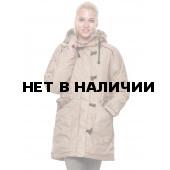 Куртка пуховая женская BASK ALBERTA бежевая