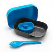 Портативный набор посуды CAMP-A-BOX® LIGHT LIGHT BLUE, W202633