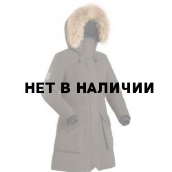 Пальто пуховое женское BASK VISHERA ЛАТТЕ