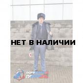 Бушлат зимний РОСТРАНСНАДЗОР/РОСТЕХНАДЗОР (Мембрана Рип-стоп, подкладка фольга)