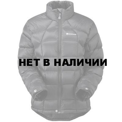 Пуховка женская ANTI-FREEZE JKT, S black, FANJAMAYB2